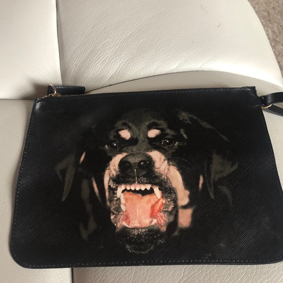 Authentic Givenchy Clutch Purse